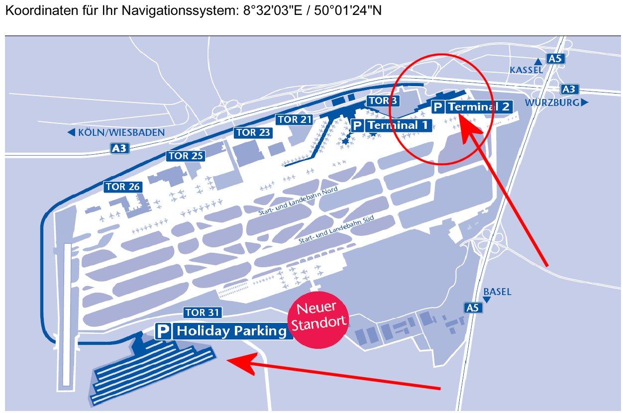 Parking Frankfurt Airport Holiday Park And Home Goods Webschweizcom